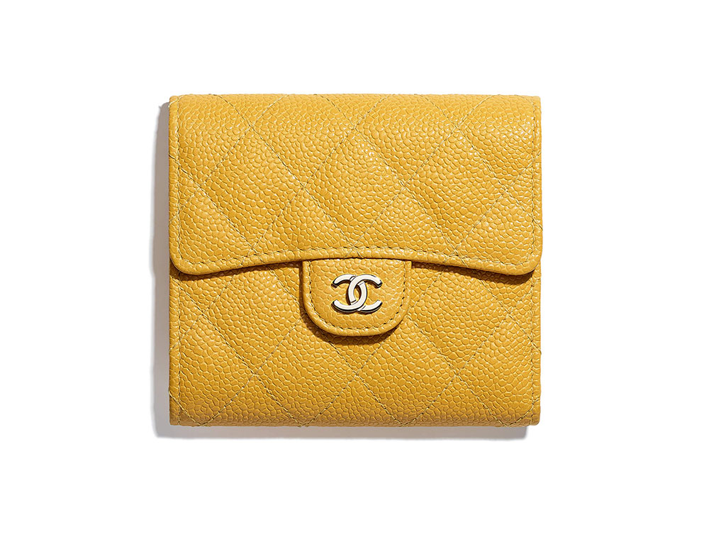 c9583fbe2b7a Check Out 70 Chanel Spring 2018 Wallets, iPad Cases, WOCs and ...