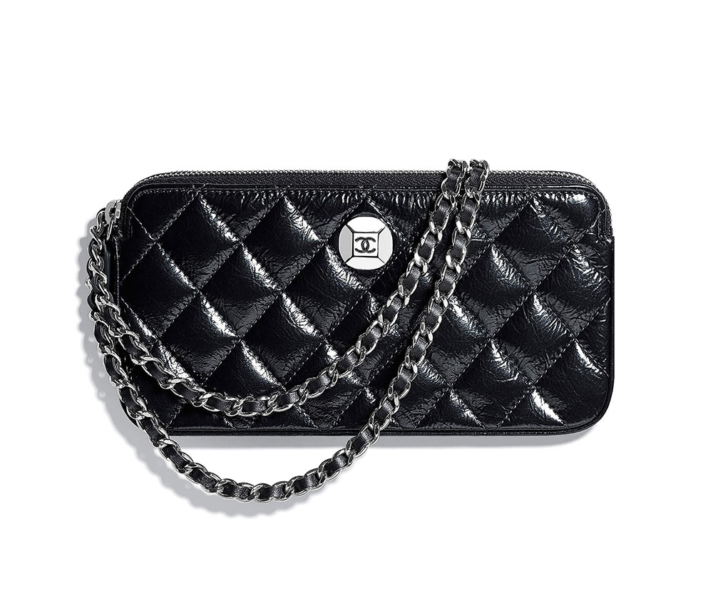 d73c58dec2c2 Check Out 70 Chanel Spring 2018 Wallets, iPad Cases, WOCs and ...