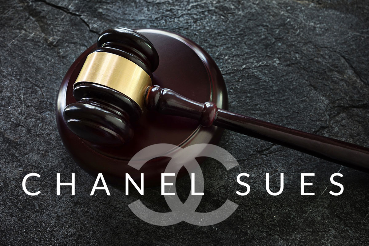 c31535215e00 UPDATED  Chanel Files Lawsuit Against Popular Vintage Retailer ...