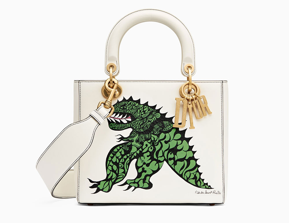 559f02ca84e0 Dior-Lady-Dior-Niki-de-Saint-Phalle-Dragon - PurseBlog