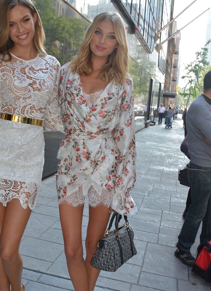 9ee2fa56c236 Elsa Hosk is a Supermodel with Great Bags