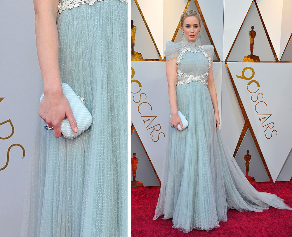 The Best Bags of the 2018 Academy Awards Red Carpet - PurseBlog