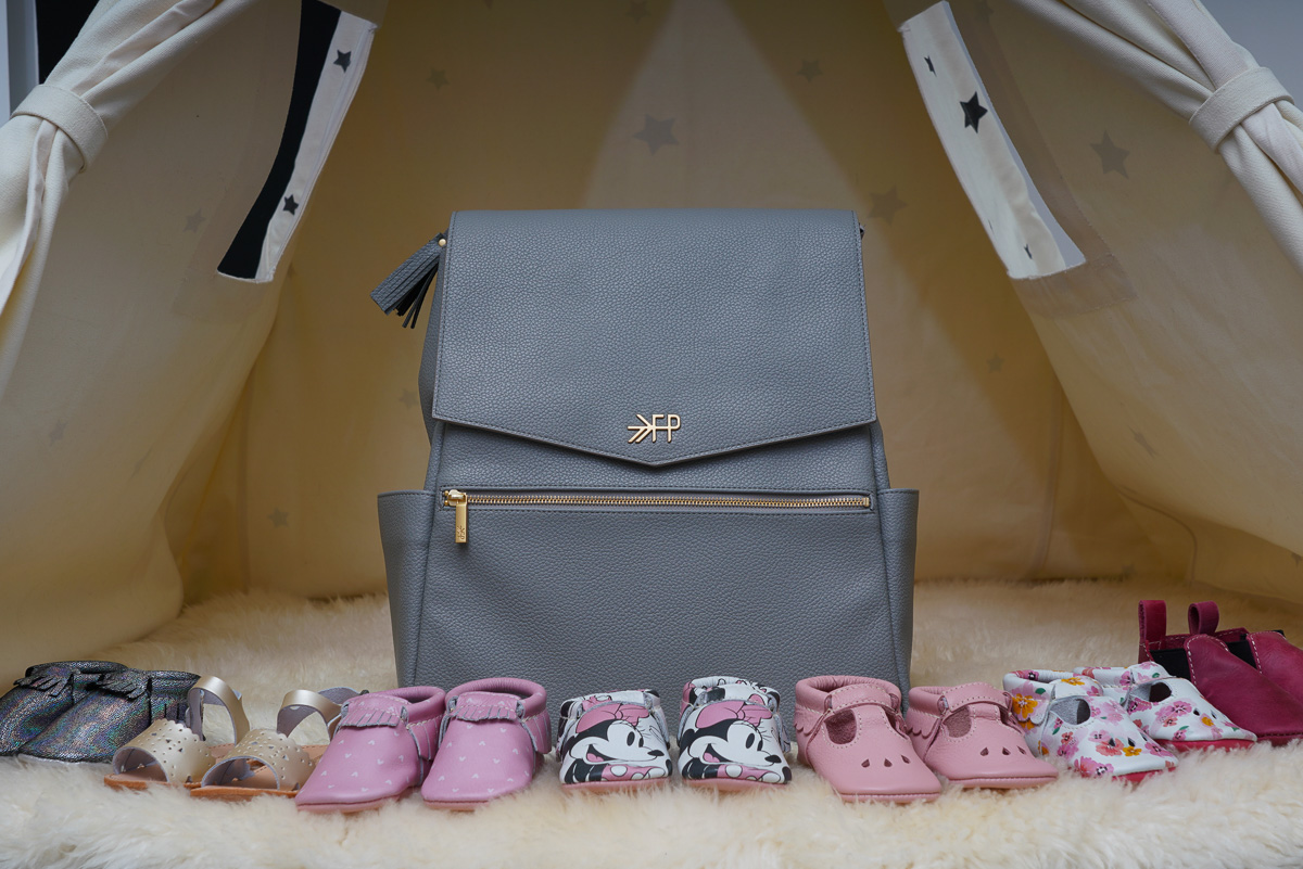 63d90e5a69f7 Review of my Freshly Picked Diaper Bag (and the Baby Shoes I'm Obsessed  With)