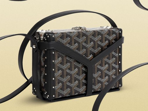 Goyard Releases Three New Bag Designs Just in Time for Spring 2018