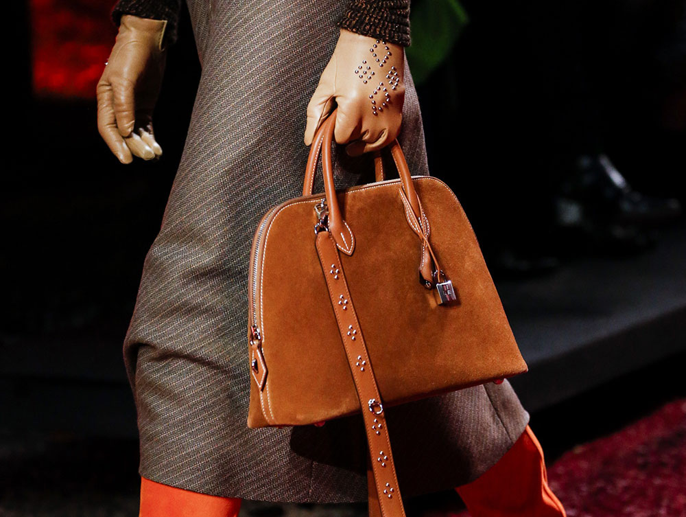 dbc68aed6dee Hermès Went With Autumnal Colors