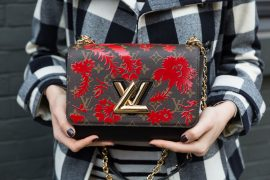 Loving Lately: We Can't Get Over This Floral Take on the Louis Vuitton Twist MM