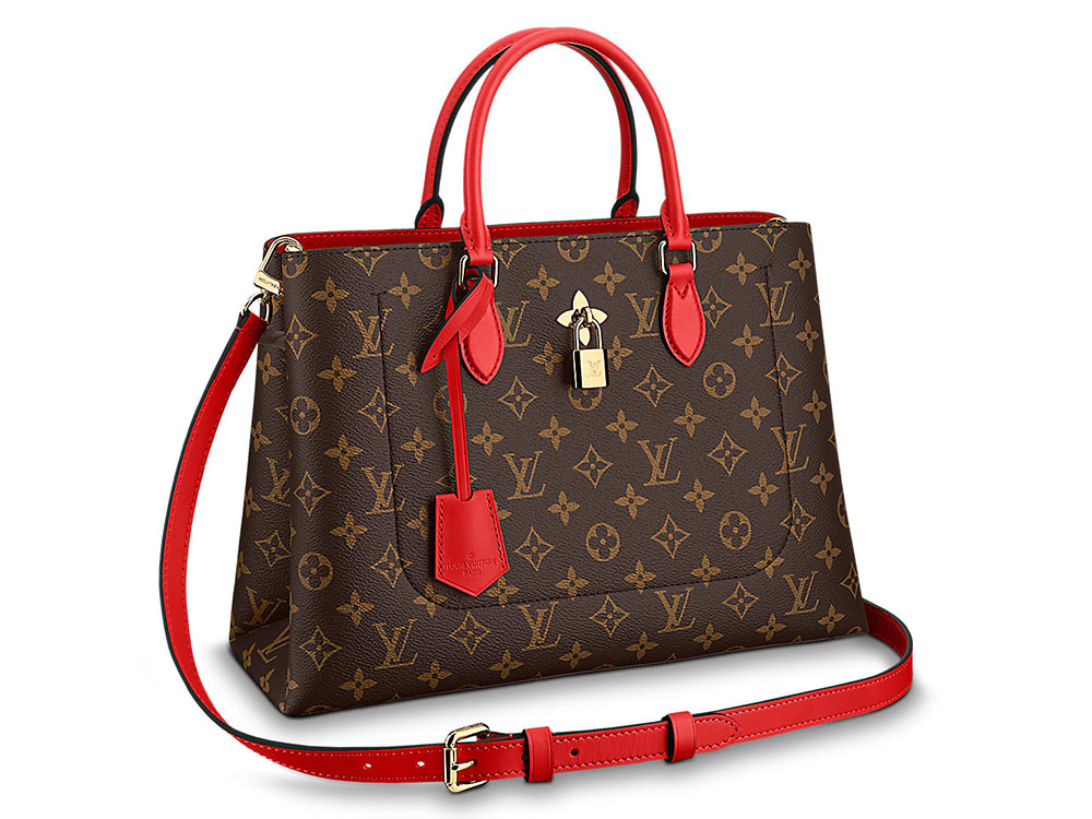 Louis Vuitton Launches New Flower Bag And Accessory Line With 4 New Designs Purseblog