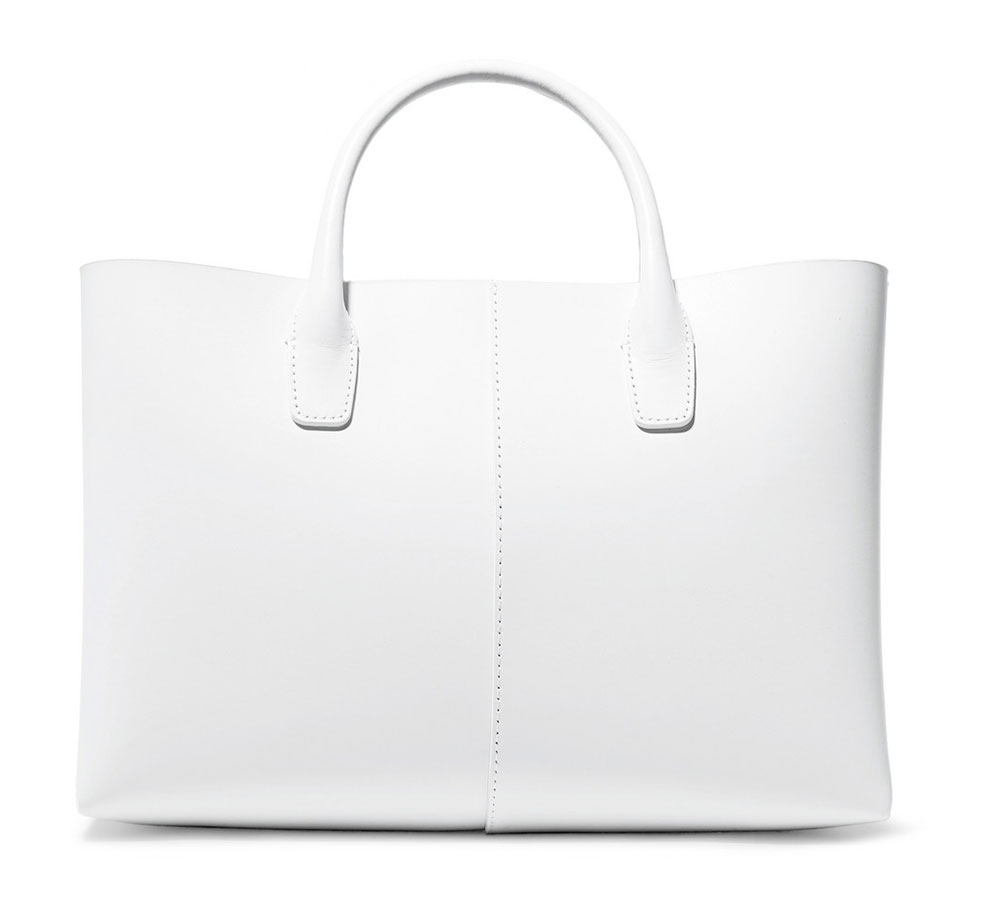 7b78051f8c33 ... Tote is the one we're most interested in because of its potential to be  a roomy, useful work bag that's slightly more formal than the brand's  popular ...