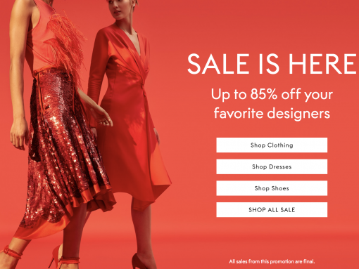 Outnet Clearance Sale