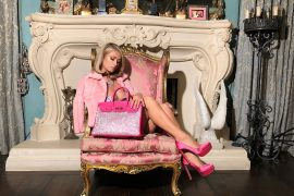 "Paris Hilton: ""If I were a bag, I would be this Birkin"""