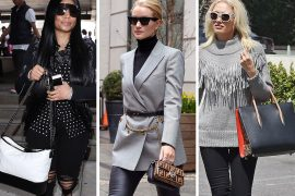 Celebs Are All Chanel-Obsessed This Week