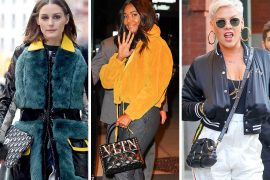 Celebs Hold Our Interest This Week with New Bags from Valentino and Dior