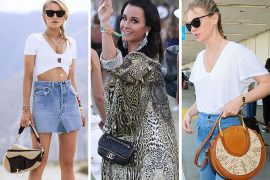 Celebs Invade Coachella with Bags from Dior, Louis Vuitton and Chanel