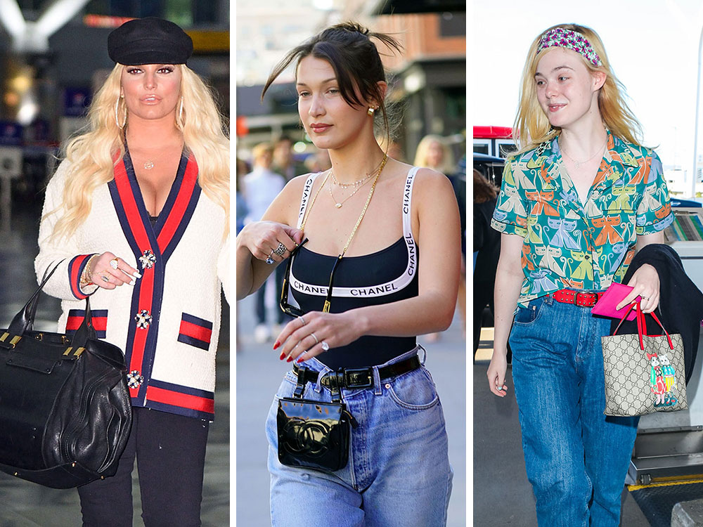bb76dc93b836 This Week, Celebs Cherish Bags from Chloé, Gucci and Dior | PurseBlog.com |  Bloglovin'