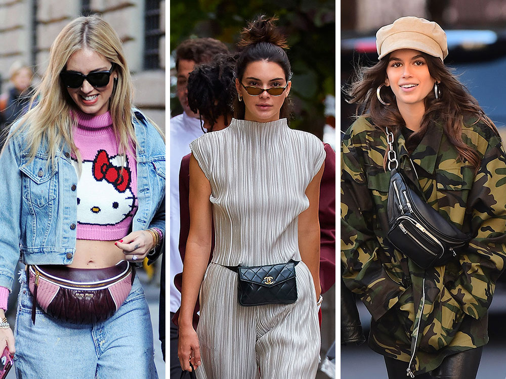 If You Need Style Inspo for the Fanny Pack Trend 238e97142d