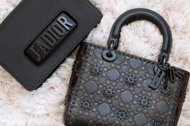Dior Matte Pre-Fall 2018 Bags are a Super Chic Alternative to Basic Black