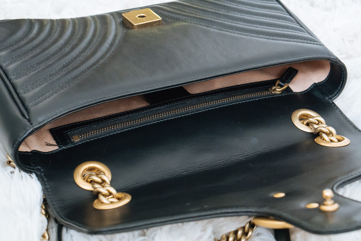 I Finally Pulled the Trigger At Gucci—Here's What Bag I