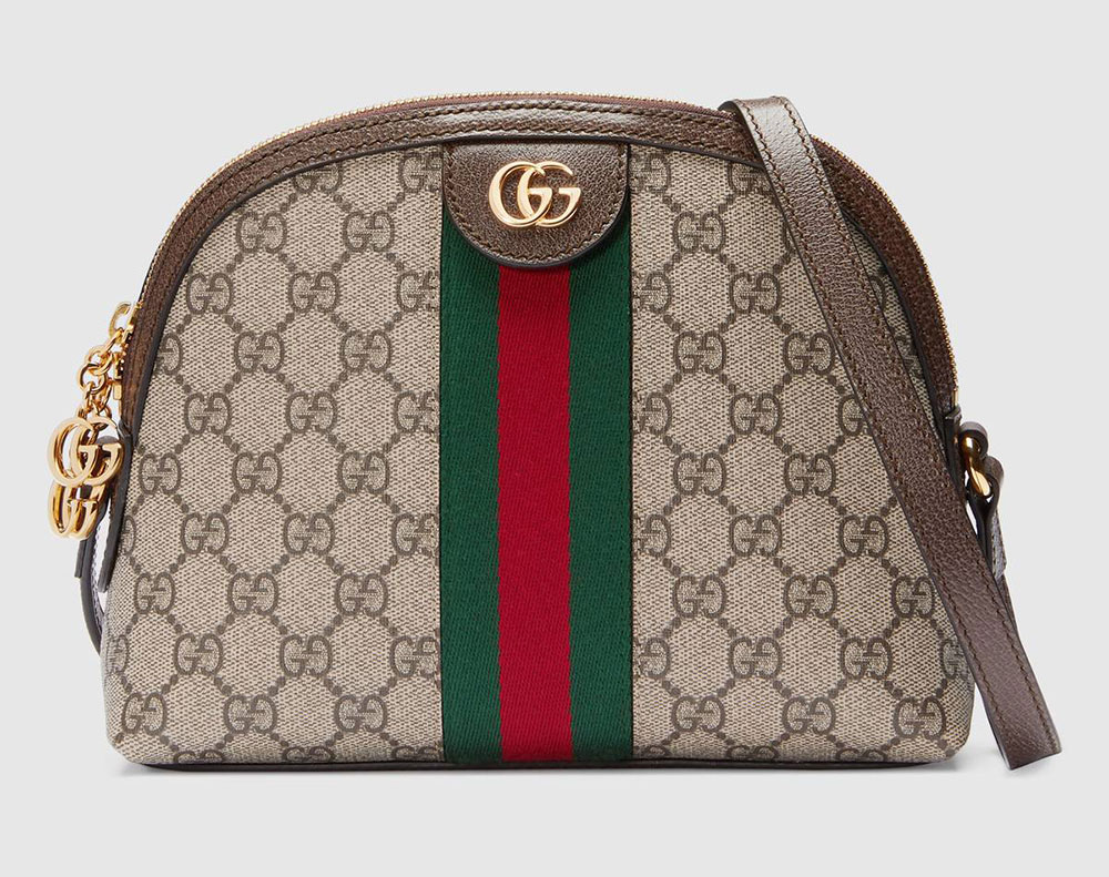 658daade956 Gucci Ophidia GG Supreme Small Shoulder Bag