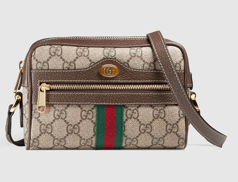220dbae0ad6852 20 Gucci Logo Bags Under $1,500 to Get You Into Fashion's Buzziest  Accessory Brand