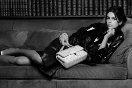 Chanel Releases New Handbag Ad Campaign Fronted by Kaia Gerber
