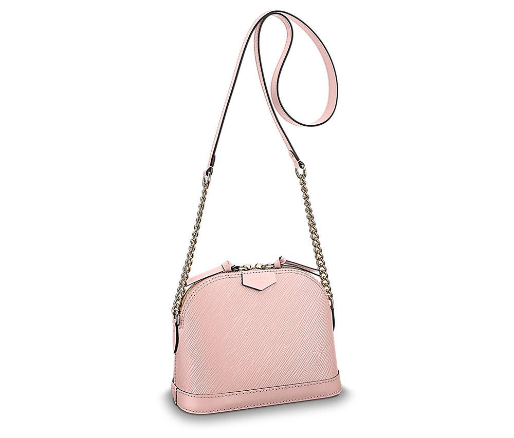 Louis Vuitton Alma Mini Bag 1 350 Via