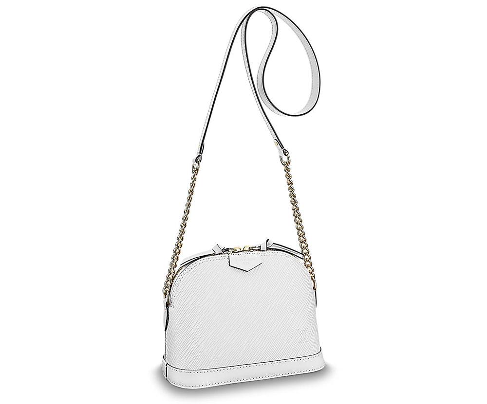 Louis Vuitton Debuts a Brand New Alma Bag—With No Top Handles ... 304d84d8126a7