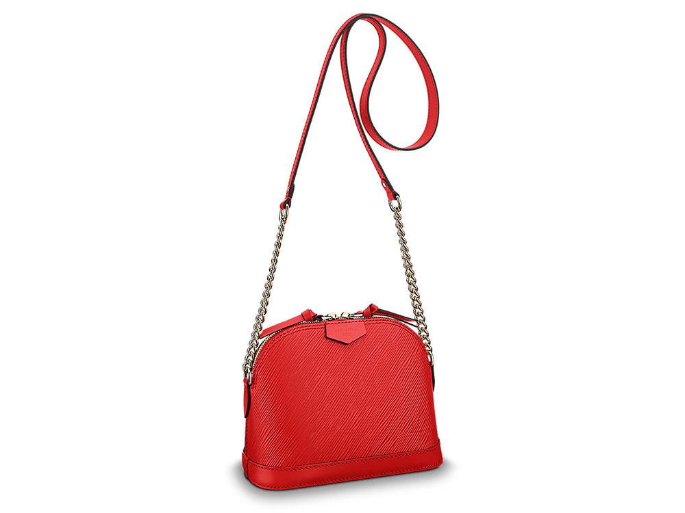 a6a6bf41fd86 Louis Vuitton Debuts a Brand New Alma Bag—With No Top Handles ...