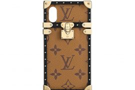 Louis Vuitton's Coveted iPhone Case Now Available for iPhone X