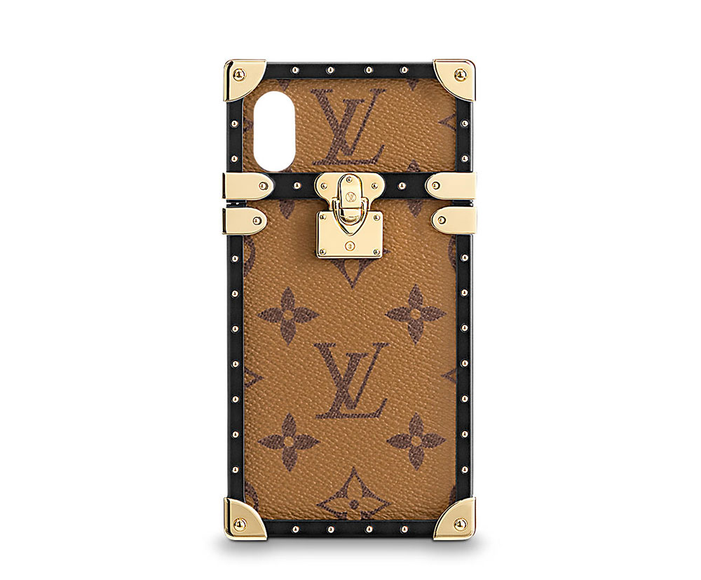 watch 0a62c ad5ef Louis Vuitton's Coveted iPhone Case Now Available for iPhone X ...