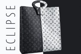 A Small Request of Louis Vuitton: Make Women's Bags in Monogram Eclipse, Too!