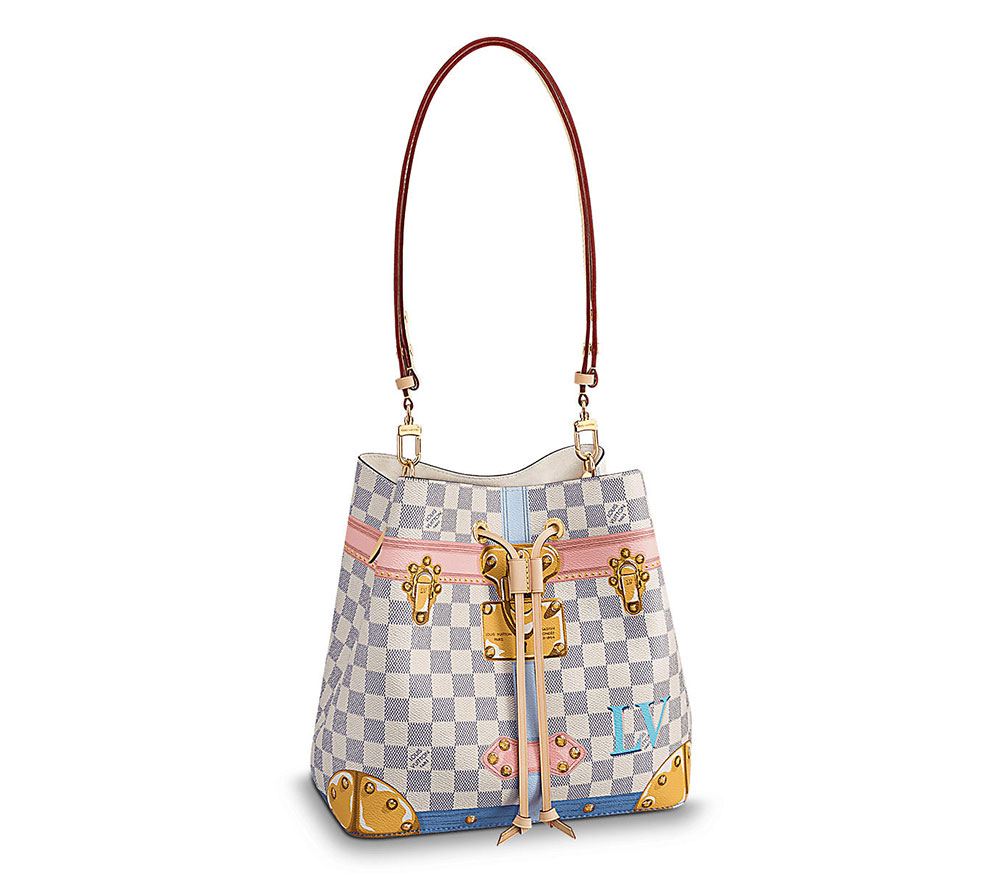 1c8f3655f0c87 Louis Vuitton s Summer 2018 Capsule Collection Reimagines the ...