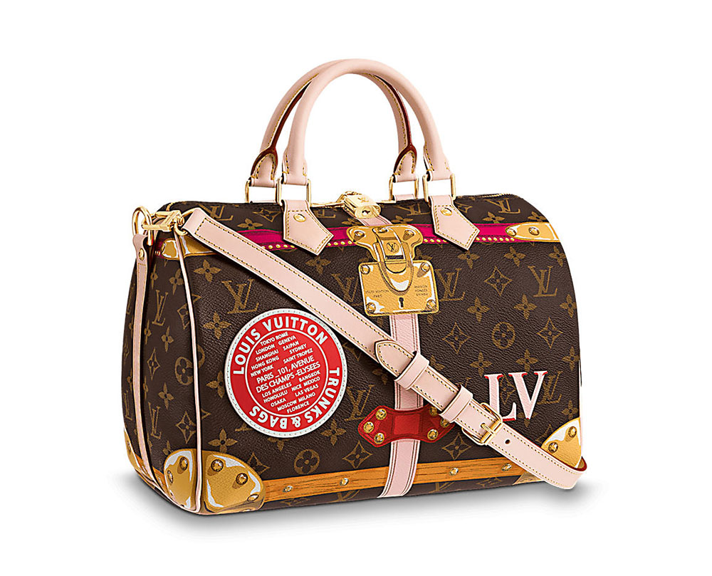 Louis Vuitton Sdy Bandouliere Summer 2018 Monograam