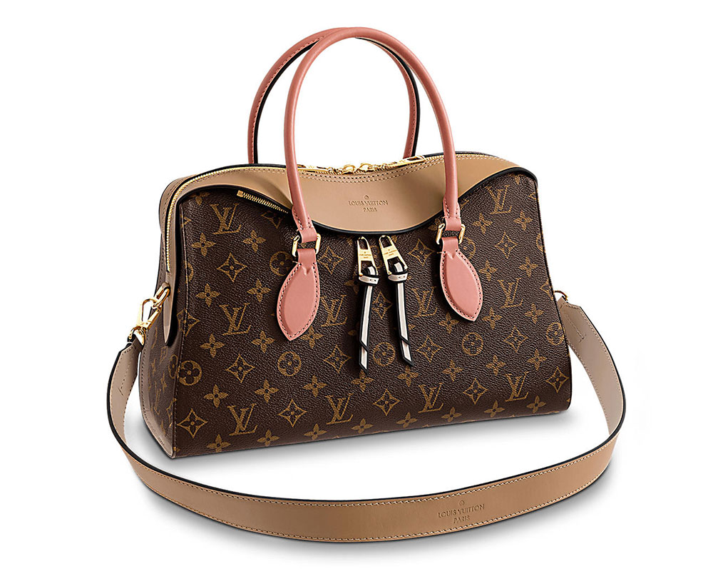 b8f0cc7fb1fb Louis Vuitton Adds New Colors and Materials in Popular Styles ...