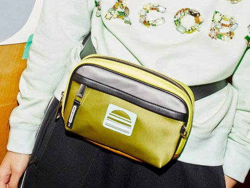 This Sporty, Lightweight Marc Jacobs Bag Collection is Perfect for Summer Fun