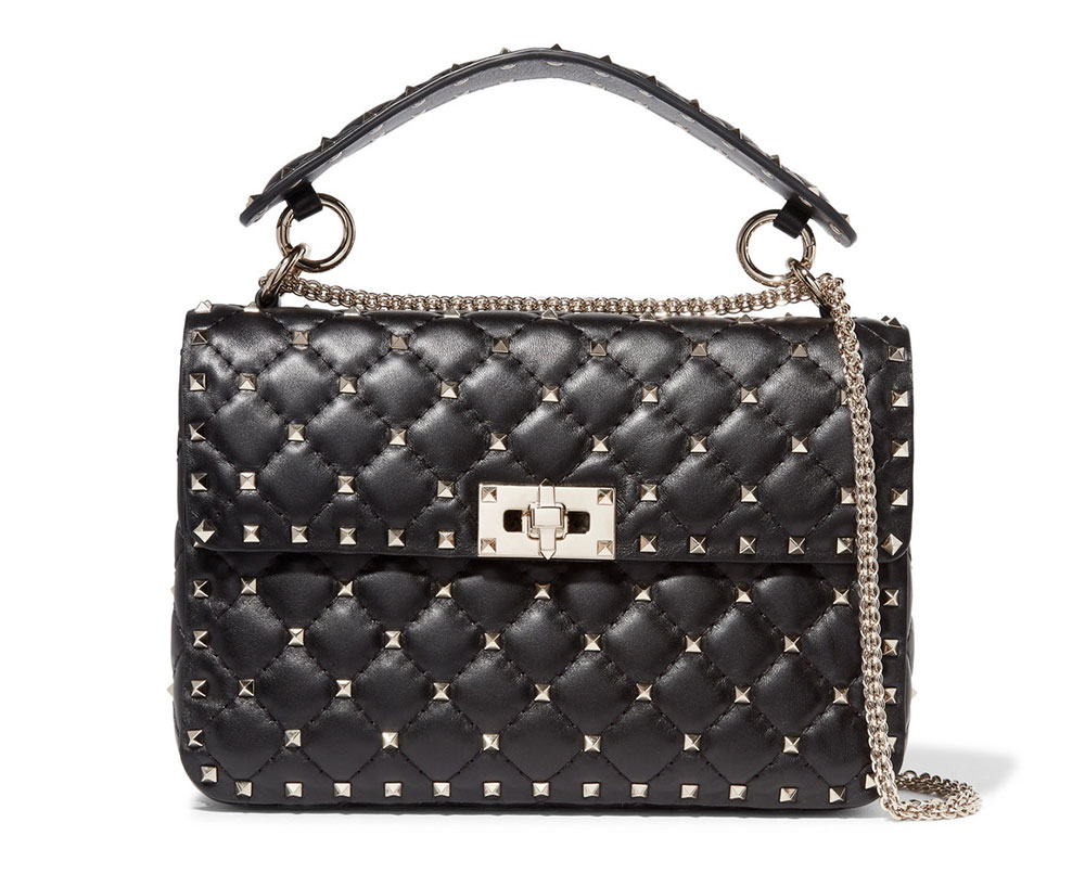 b774713d947a Valentino Rockstud Spike Bag, Medium Previous Price $2,795, Current Price  $2,795: No Increase