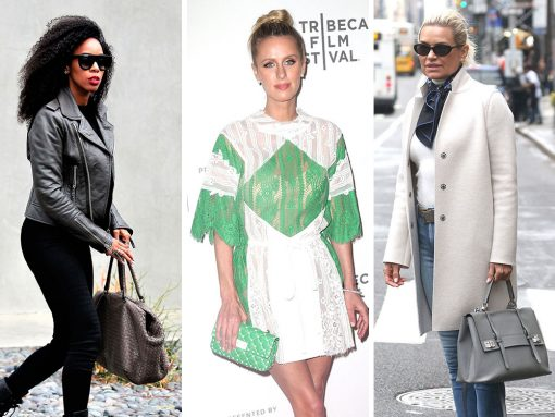 The Tribeca Film Fest Brought Out the Bags, Plus More Celebrity Bag Picks
