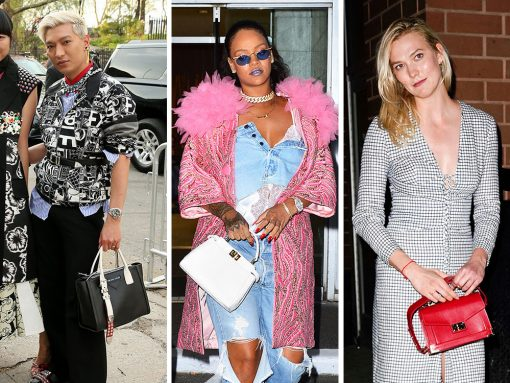 This Week, Met Gala Prep and Cannes Travel Put Celebs (and Their Bags) in a Tizzy