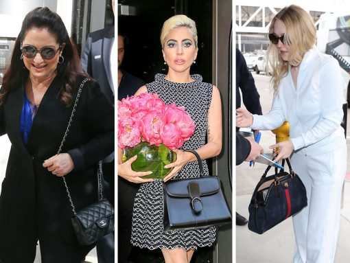 Fendi, Dior and Delvaux Are the Bonafide Celeb Favorites This Week