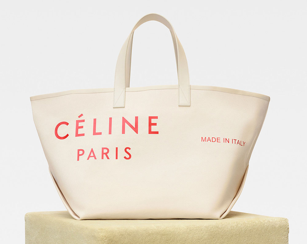 5f3ffd6cb Céline's Pre-Fall 2018 Bags are Here—Check Out the Brand's Last Collection  Before Hedi Slimane Takes Over | PurseBlog.com | Bloglovin'