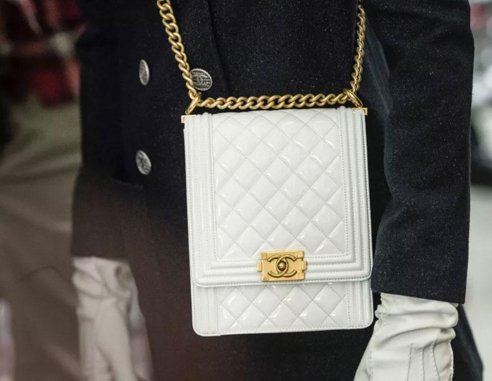 89f0df0ae8eb Love It or Leave It: The Chanel Boy Bag's New Shape - PurseBlog