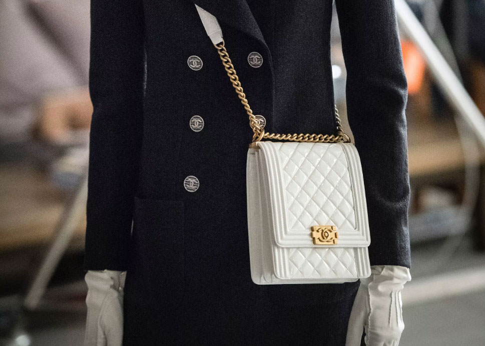 Love It Or Leave It The Chanel Boy Bag S New Shape