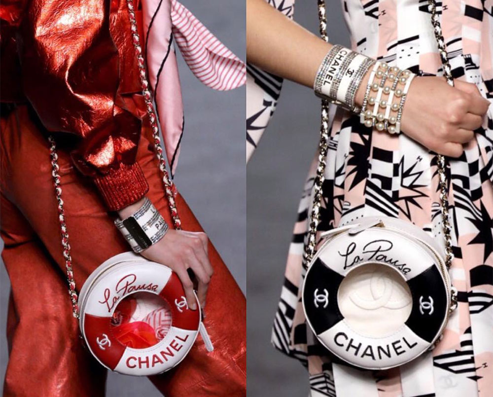 Chanel S Cruise 2019 Collection Takes To The High Seas