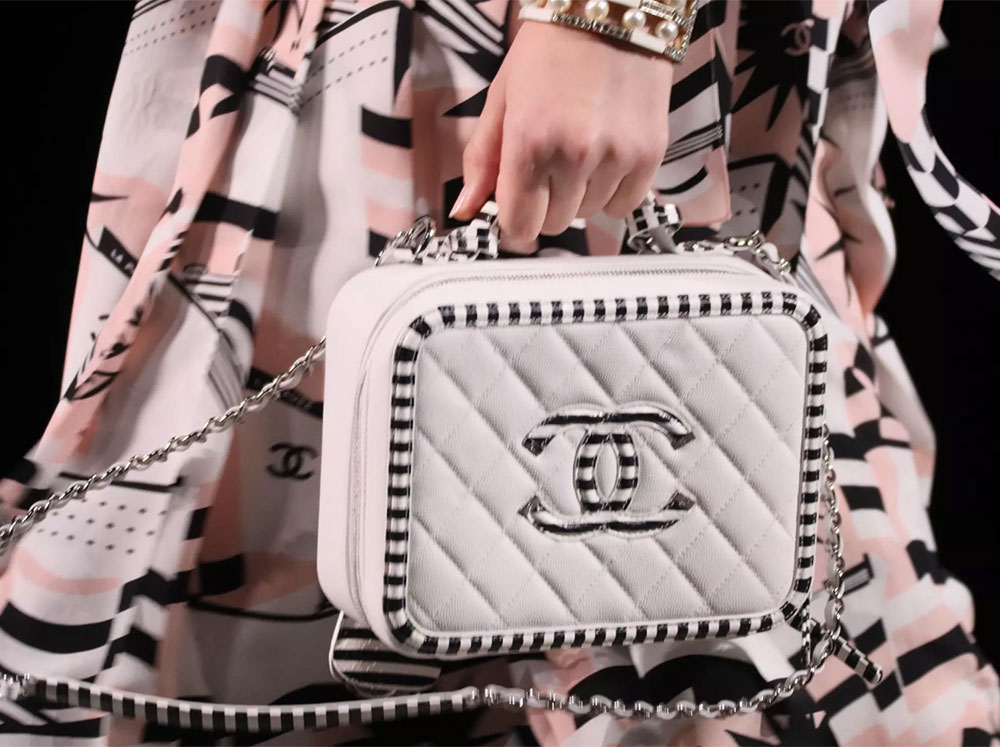 636d55d14a9c Chanel's Cruise 2019 Collection Takes to the High Seas with Plenty ...
