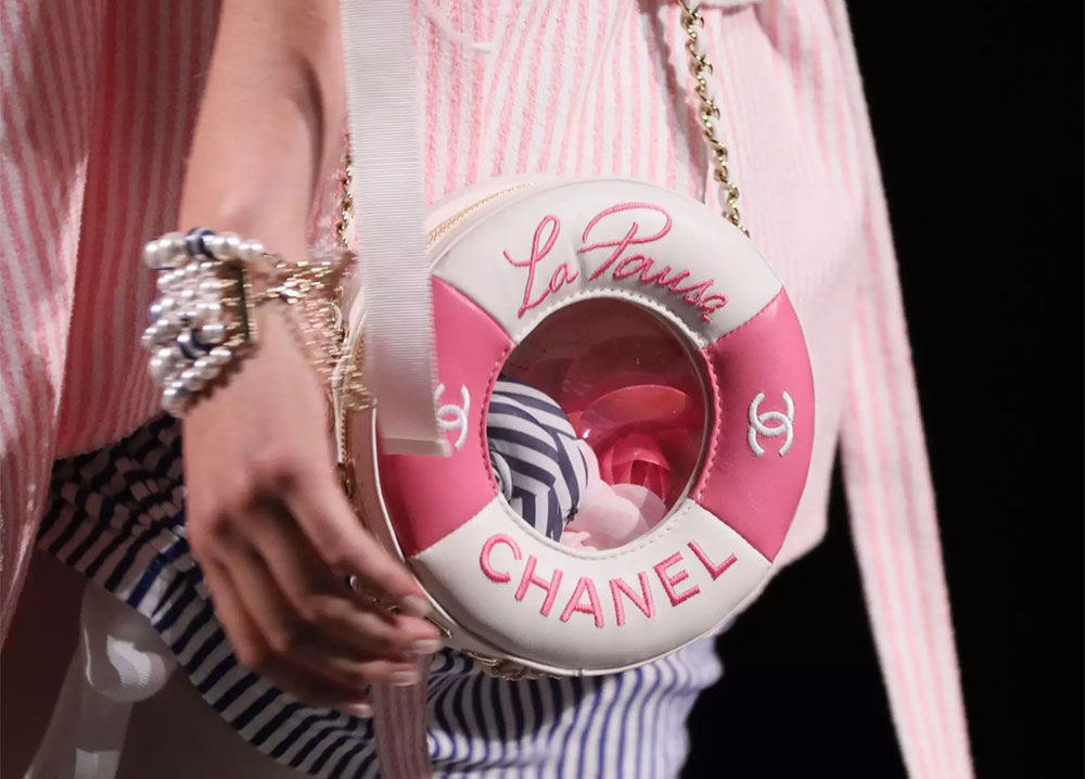 6220c11dbf17 Chanel's Cruise 2019 Collection Takes to the High Seas with Plenty of  Nautical-Themed Bags