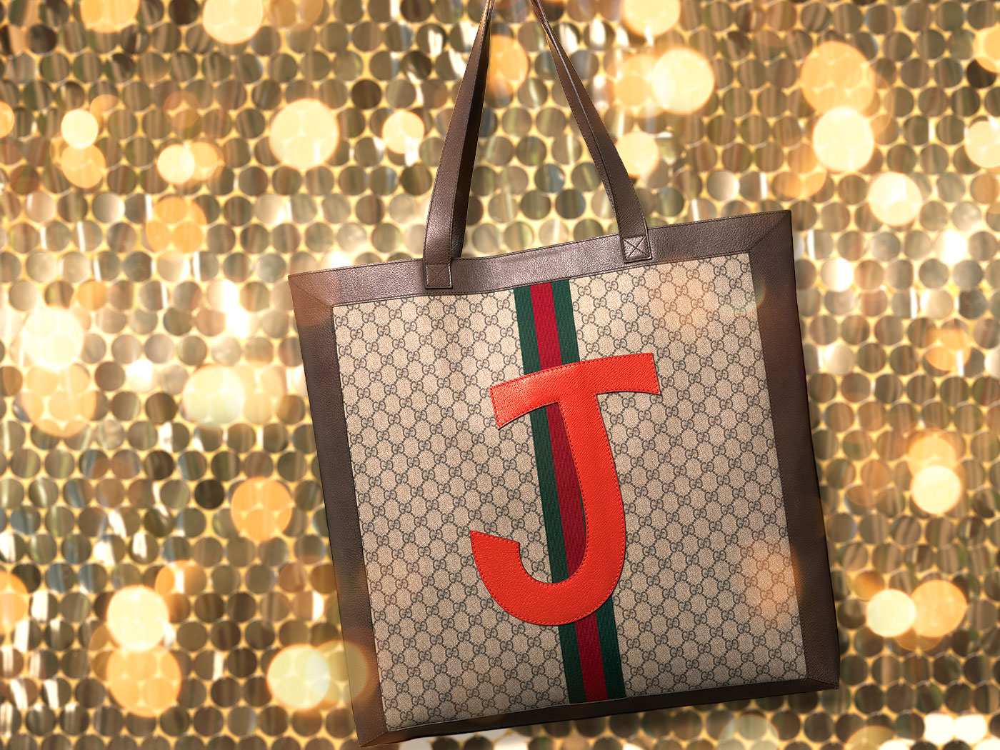 fd2b1668c But if you can't go in person, Gucci.com launched its #GucciDIY service  online so you don't miss out. The bag embodies everything that makes Gucci  so unique ...