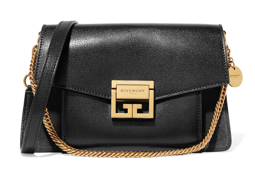 76b53f84bb24 Givenchy-GV3-Small-Bag-Black-Gold