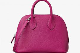 This Tiny Hermès Bolide Bag is the First From the Brand I Could Actually Picture Carrying