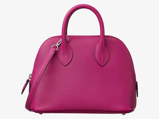 4f4332cf5975 This Tiny Hermès Bolide Bag is the First From the Brand I Could Actually  Picture Carrying