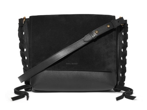 Just Because It's Warm Outside Doesn't Mean You Can't Carry a Black Bag for Spring and Summer