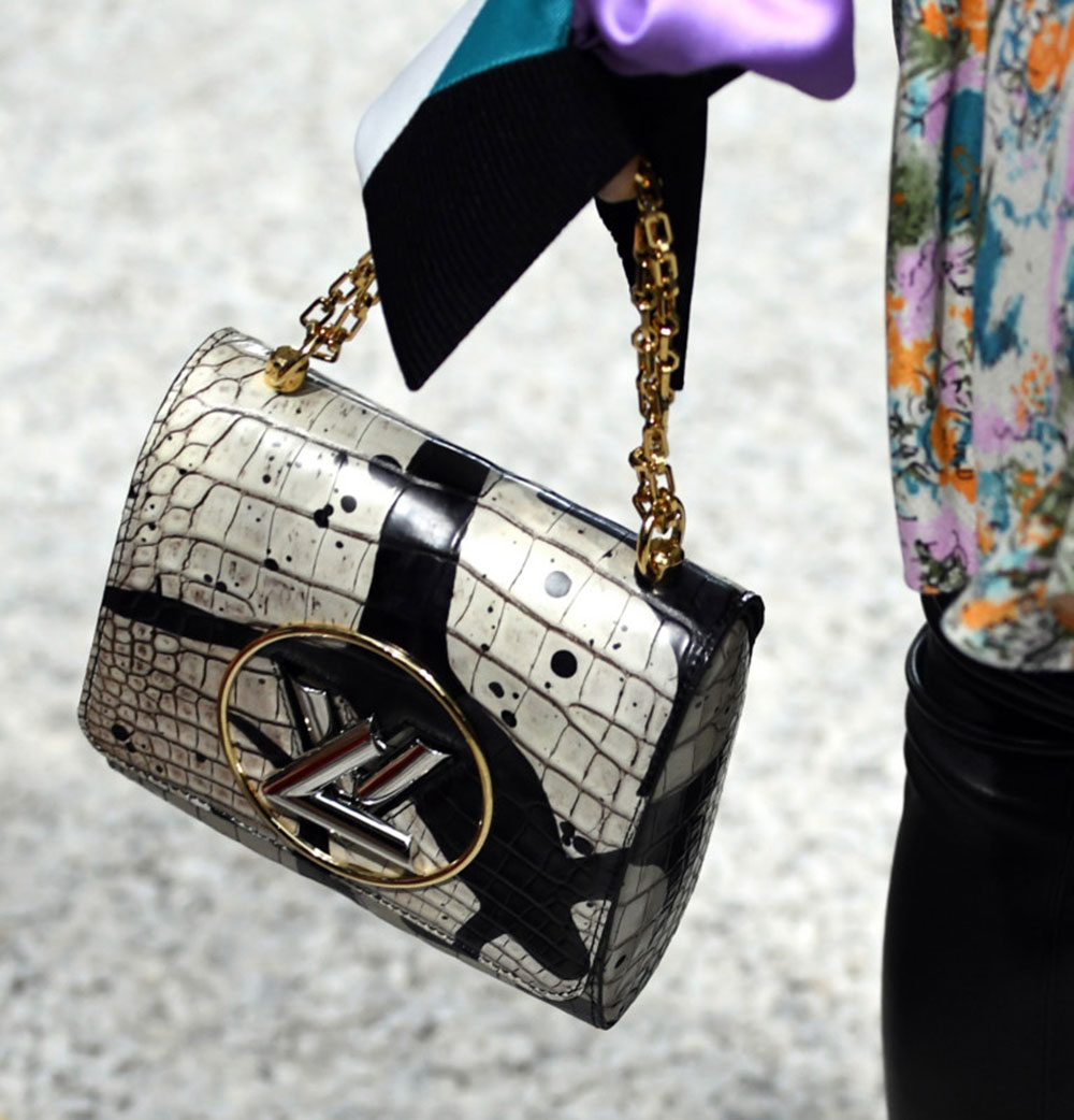dbd4a2e18b95 Louis Vuitton s Cruise 2019 Runway Bags Include a Cute Collab with ...